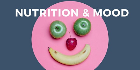 Nutrition and Mood with  registered Dietitian Carisa Sheridan  tickets