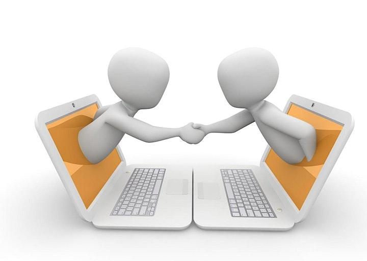 Networking for Freelancers/Rhwydweithio ar gyfer gweithwyr llawrydd image