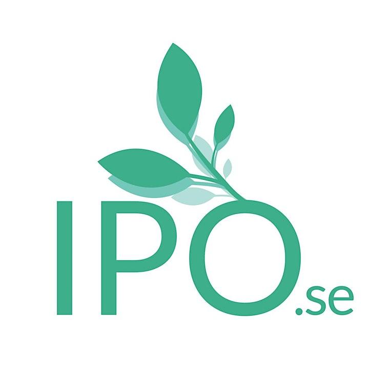 Lunch-talk Tema: IPO och nynoterade bolag! bild