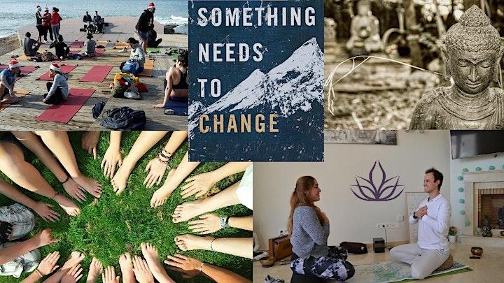 Imagen de Taller:   Como el Ayurveda puede cambiar tu vida