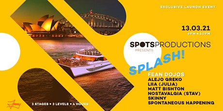 Splash by Spots Productions tickets