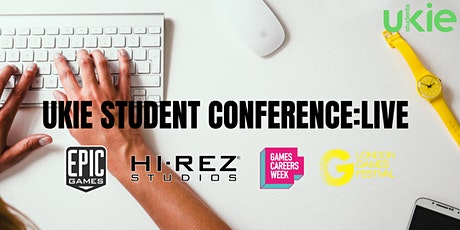 Ukie Student Conference: Live tickets