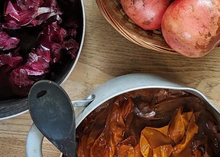 Kitchen Dyeing with Sew and Grow image