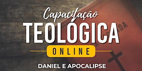 Capacitação Teológica bilhetes