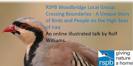 RSPB Woodbridge: Crossing Boundaries tickets
