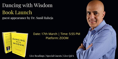 Dancing With Wisdom Book Launch tickets