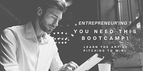 Entrepreneur'ing: Learn the Art of Pitching to Win! tickets