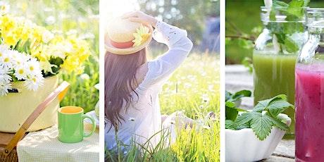 Frühlings-Retreat – Kurwoche mit Reconnective Healing  auf Zoom Tickets
