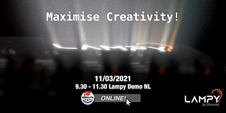 LAMPY Online Session Nederlands - Demo tickets