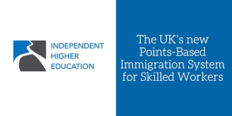 The UK's new Points-Based Immigration System for Skilled Workers tickets