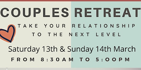 Couples Retreat 2021 tickets
