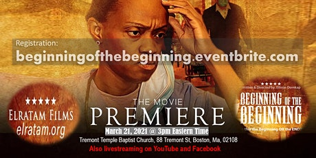 Beginning of the Beginning Premiere tickets