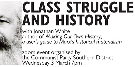 Historical Materialism  Jonathan White tickets