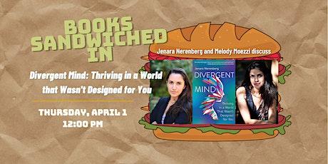 Books Sandwiched In: Jenara Nerenberg & Melody Moezzi in Conversation tickets