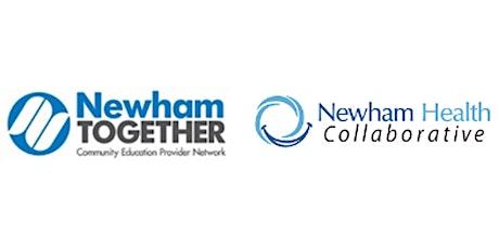 Newham Training Hub & NHC Innovation and Improvement Hub Forum tickets