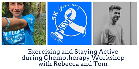 Exercising and staying active during Chemotherapy tickets