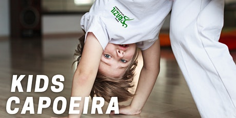 Kids Capoeira -Brazilian Martial Art ( 6-13 yrs) tickets