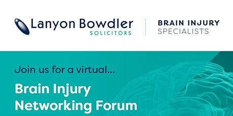 Brain Injury Networking Forum tickets