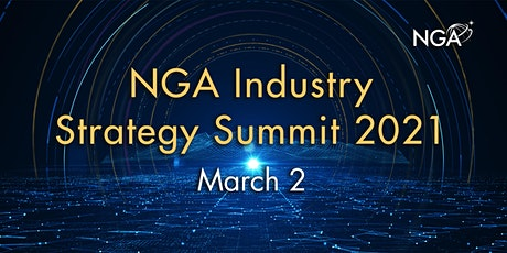 NGA Industry Strategy Summit 2021 tickets