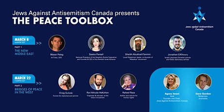 The Peace Toolbox: The New Middle East, Part 1 tickets