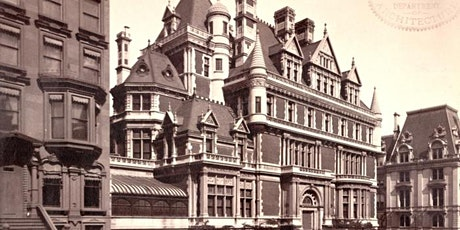 Lost New York: Mansions of Fifth Avenue tickets