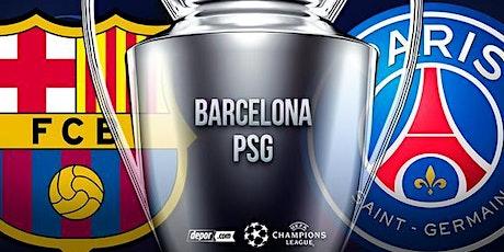 TV/VIVO.-Barcelona  PSG E.n Viv y E.n Directo ver Partido online entradas
