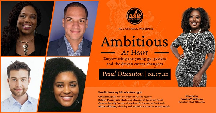 Ambitious at Heart image