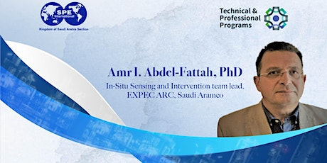 Nanotechnology in Reservoir Applications with Dr. Amr Abdel-Fattah tickets