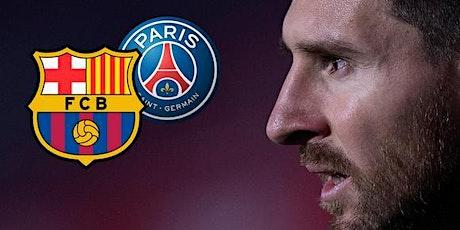TV/VER.- Barcelona v Paris Saint-Germain E.n Viv y E.n Directo ver Partido entradas