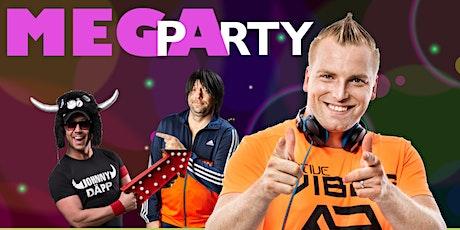 MEGA PARTY Tickets