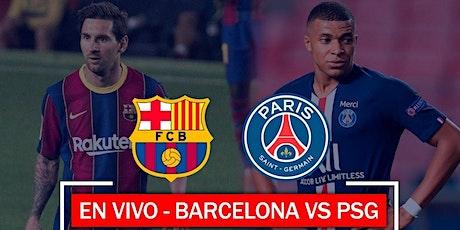 ViVO!!.-@ Barcelona v PSG E.n Viv y E.n Directo ver Partido online 2021 entradas