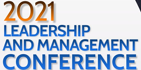 Leadership and Management Conference tickets