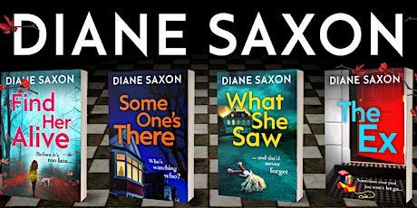 Exclusive Virtual Talk with Diane Saxon tickets