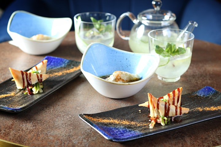 Anglo Indian Tapas Masterclass with Lunch at Memsahib Gin and Tea Bar image