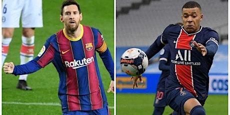 ES-STREAMS@!. Barcelona v PSG E.n Viv y E.n Directo ver Partido online 2021 entradas