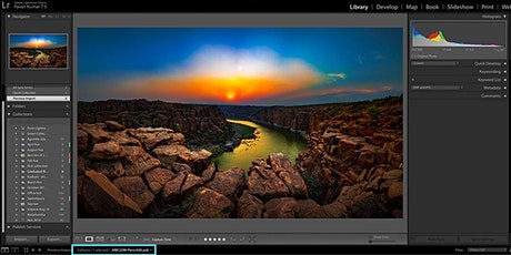 Introduction to Lightroom Processing - Online Workshop tickets