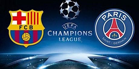 TV/VER.- Barcelona v PSG E.n Viv y E.n Directo ver Partido online 2021 entradas