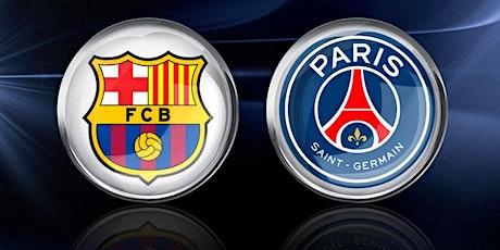 2021+>[VIVO] Barcelona v PSG E.n Viv y E.n Directo ver Partido online 2021 entradas