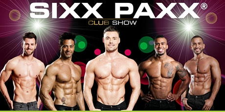 SIXX PAXX-Club Show Tickets