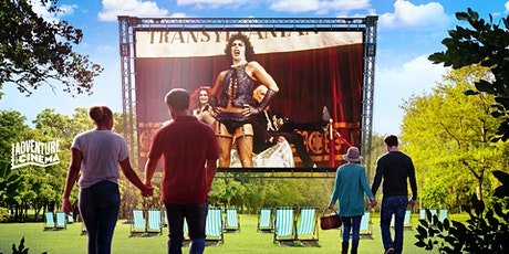The Rocky Horror Picture Show Outdoor Cinema Experience in Eastbourne tickets