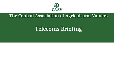 CAAV Briefing – The Electronic Communications Code Consultation tickets