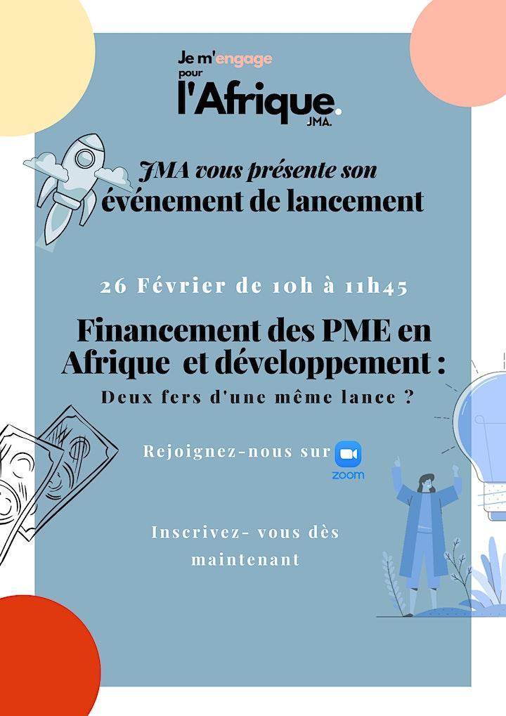Image pour Financement des PME et développement : deux fers d'une même lance ?