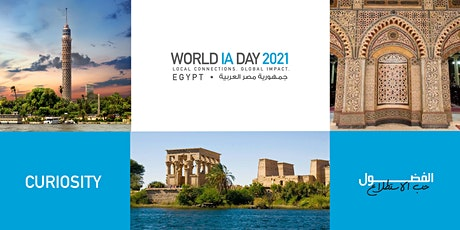 World Information Architecture Day Egypt 2021 tickets