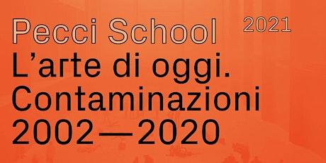 Pecci School 2021 | Arte e ambiente con Matteo Lucchetti biglietti