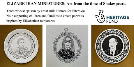 Elizabethan Miniatures: Art from the time of Shakespeare. tickets
