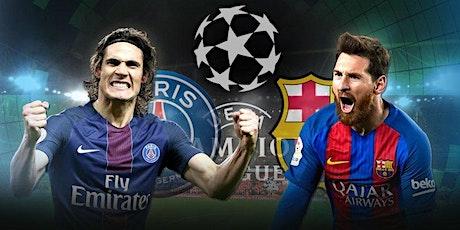 Tv/R.E.G.A.R.D.E.R Barcelona - Paris Saint-Germain e.n direct live gratuit entradas