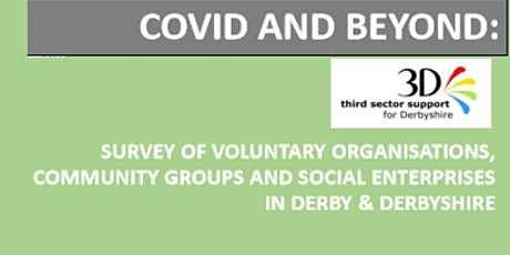 Beyond Covid: What next for VCSE Organisations in Derby & Derbyshire? tickets