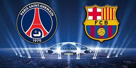 FOOTBALL@!! Barcelona - Paris Saint-Germain E.n direct Live tv 2021 billets