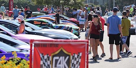 C4K Car Show 2021 tickets