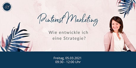 Pinterest Marketing: Wie entwickle ich eine geeignete Strategie? tickets